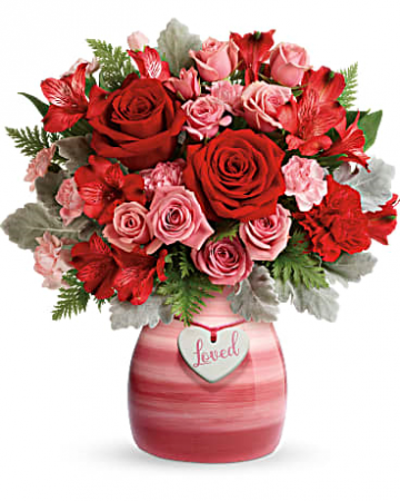 Teleflora's Playfully Pink Bouquet bouquet