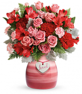 Teleflora's Playfully Pink Bouquet Teleflora
