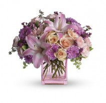 Teleflora's Possibly Pink T1451A Valentines, Mother's Day, Spring, Everyday, Anniversary