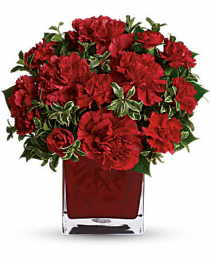Teleflora's Precious Love  Flower arrangement