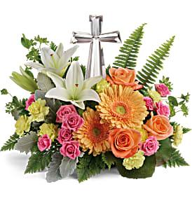 Teleflora's Precious Petals Bouquet