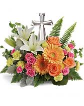 Teleflora's Precious Petals Bouquet Easter Flowers