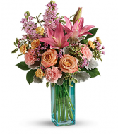Teleflora's Pretty And Posh everyday