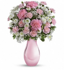 Teleflora's Radiant Reflections Bouquet