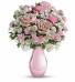 Dancing In Daisies             TEV12-3 Vase Arrangement