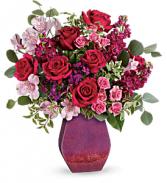 Teleflora's Rare Jewels Bouquet