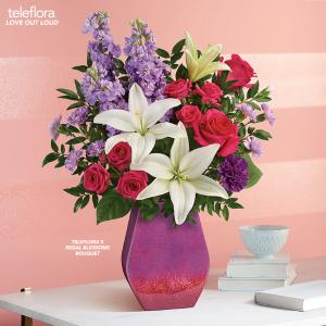 Teleflora's Regal Blossoms Bouquet  in Clinton, AR | Main Street Florist & Gifts