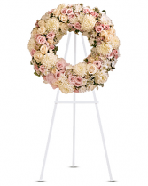Peace Eternal Wreath Funeral Wreath