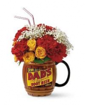 Teleflora's Rootin' for Dad Bouquet