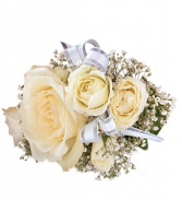 Teleflora's Rose Corsage Wedding