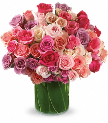 Teleflora's Rose Rapture Roses