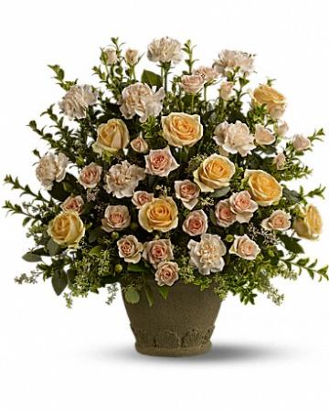 Teleflora's Rose Remembrance Arrangement