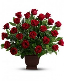 Who Love's You More than ME!! Sweetest Day Arrangement