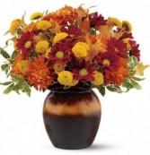 Shades of Autumn Bouquet mix
