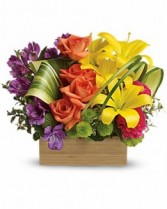 Teleflora's Shades Of Brilliance