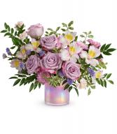 Teleflora's Shimmering Spring T21E305B Bouquet
