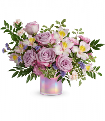 Teleflora's Shimmering Spring T21E305B Bouquet