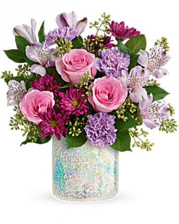 Teleflora's Shine In Style Bouquet Bouquet