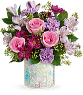 Teleflora's Shine In Style Bouquet Fresh Floral