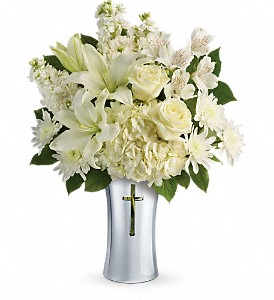Teleflora's Shining Spirit T277-1B Bouquet  in Moses Lake, WA | FLORAL OCCASIONS
