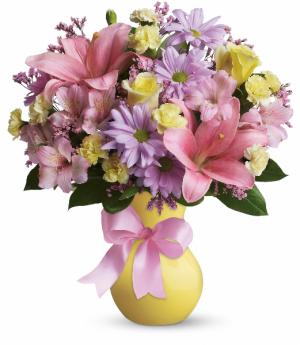 Teleflora's Simply Sweet Fresh Arrangement in Rossville, GA | Ensign The Florist