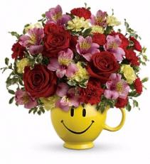 Teleflora's So Happy You're Mine Bouquet
