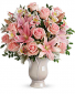 Teleflora's Soft and Tender Bouquet