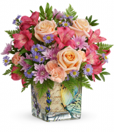 Teleflora's Sophisticated Whimsy