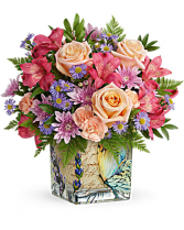 Teleflora's Sophisticated Whimsy Bouquet