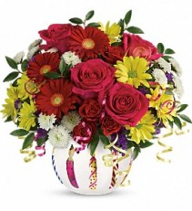 Super Special Celebration Bouquet   T600-2 fresh keepsake arrangement