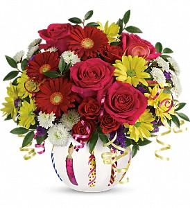 Super Special Celebration Bouquet   T600-2 fresh keepsake arrangement