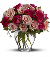 Teleflora's Spray Roses Are Pink Roses