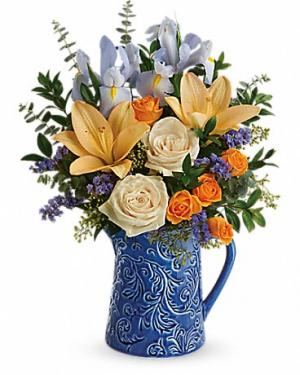 Teleflora's Spring Beauty Bouquet  in Stafford, VA | Peg's Florist