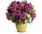 Teleflora's Spring Speckel Bouquet Spring, Easter, Mothers Day, Professional Admin, ALl