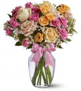 Teleflora's Springtime Roses Roses