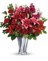 Teleflora's Sterling Love Bouquet Valentine's Day / All Occasions