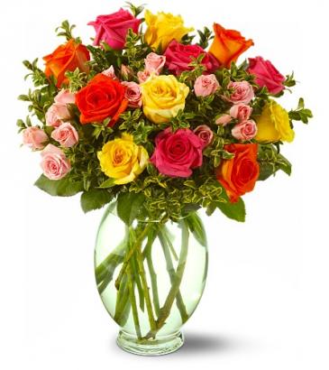 Teleflora's Summertime Roses