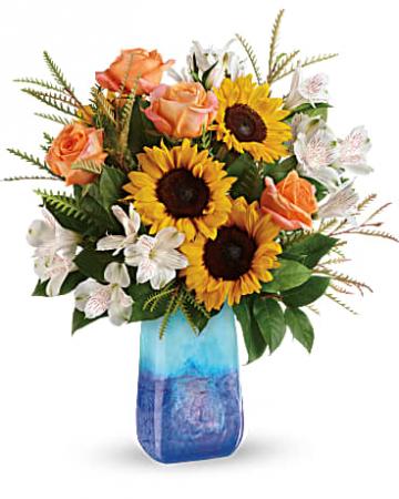 Teleflora's Sunflower Beauty Bouquet bouquet