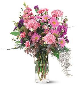 Teleflora's Sweet Sentiments Fresh Flower's  in Auburndale, FL | The House of Flowers