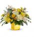 Teleflora's Sweet Sunlight TEV59-5B Bouquet