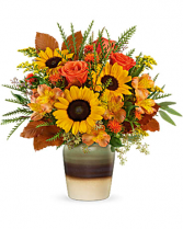 Teleflora's Thankfully Yours Bouquet Fall