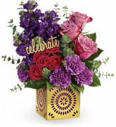 Teleflora's Thrilled For You TBC03-2B Bouquet