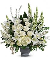 Teleflora's True Horizon Bouquet Urn