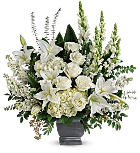 Teleflora's True Horizon T281-4A  Bouquet in Moses Lake, WA | FLORAL OCCASIONS