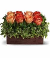 Teleflora's Uptown Bouquet Rose