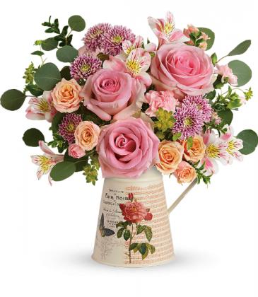 Teleflora's Vintage Chic Bouquet Only 1 left!