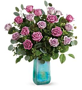 Teleflora's Watercolor Roses Bouquet