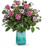 Teleflora's Watercolor Roses One Dozen roses