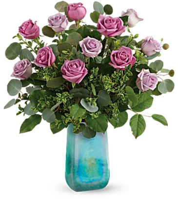 Teleflora's Watercolor Roses Roses