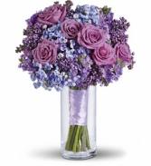 Teleflora's Lavender Heaven Bouquet Wedding Bouquet